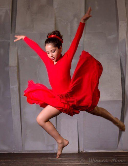 красное рейтинговое платье