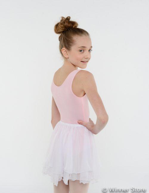 белая юбка для танцев