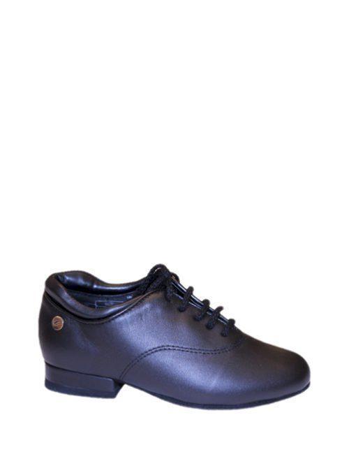 туфли для танцев латина черные