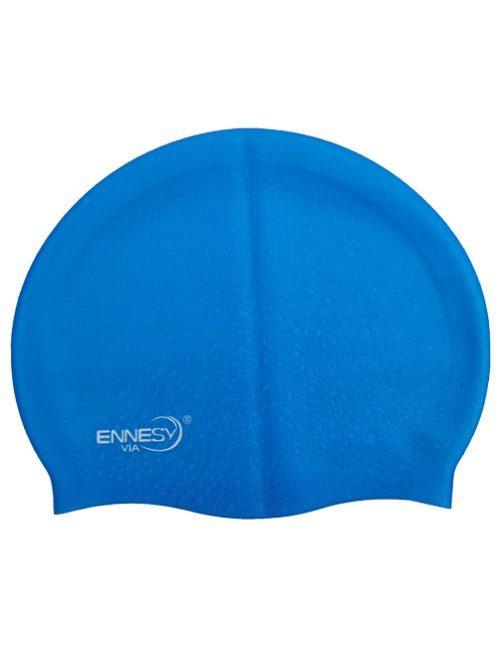 бирюзовая плавательная шапочка