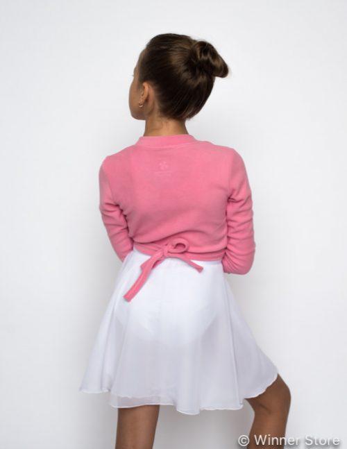 Болеро разогревочное розовое