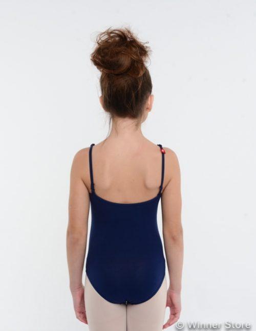 Синий гимнастический купальник щелкунчик 12