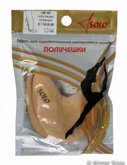 кожаные чешки OB40