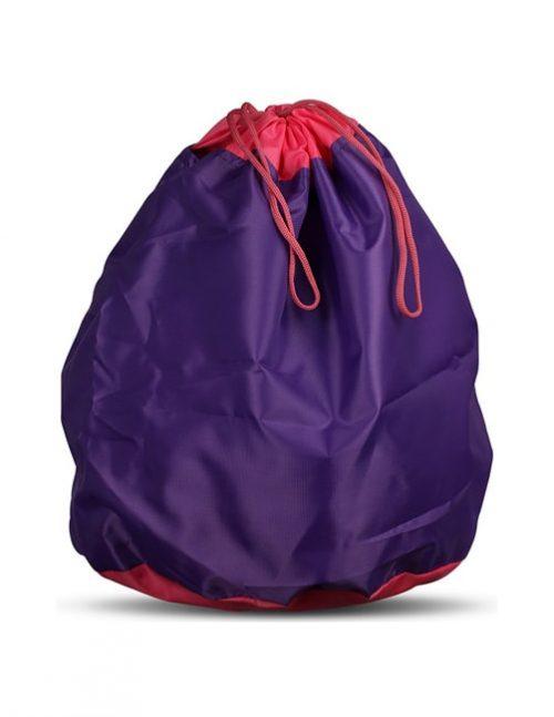 фиолетовый чехол для мяча гимнастического