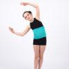 Флисовый пояс для танцев