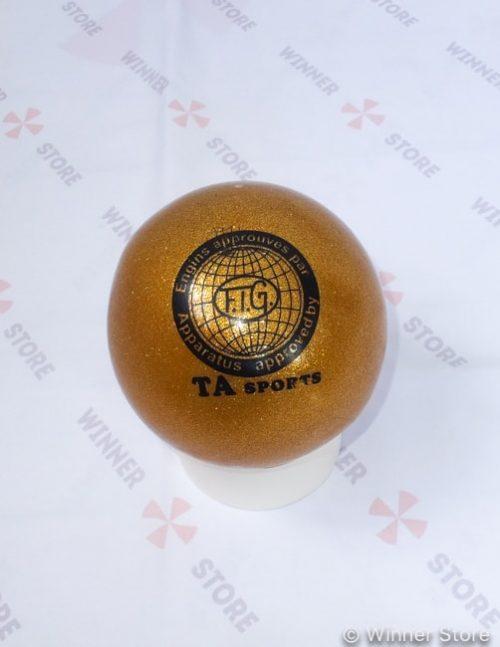 золотой мяч для художественной гимнастики