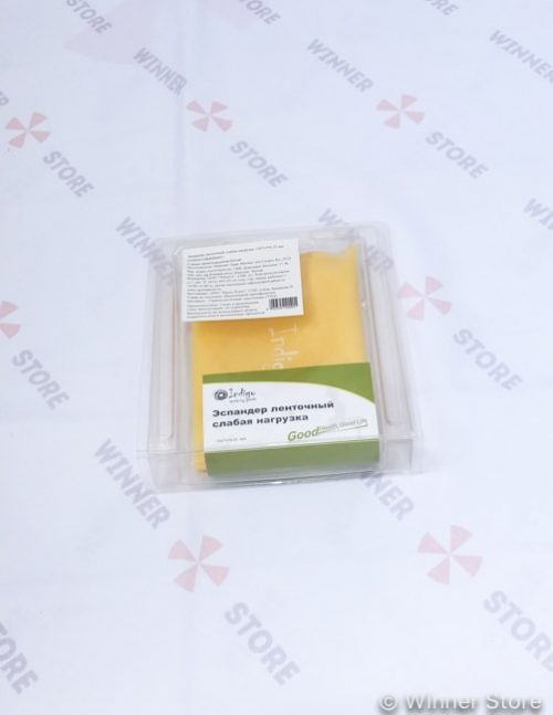 желтая резина для растяжки сильная