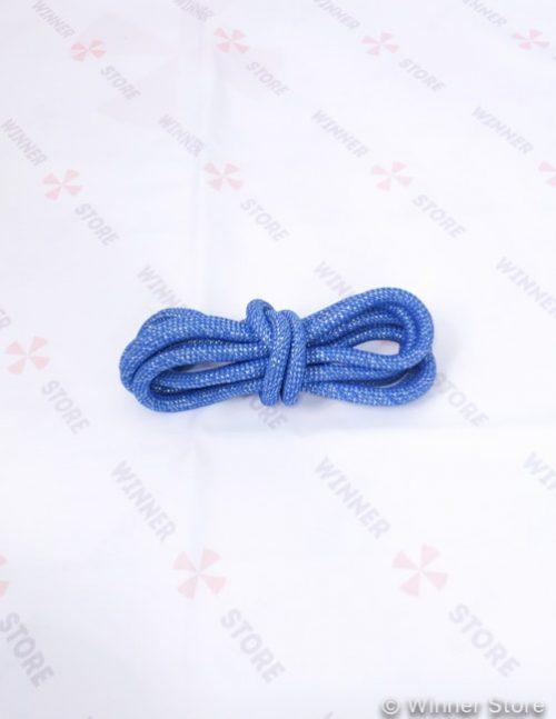 синяя гимнастическая скакалка