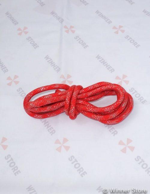 красная гимнастическая скакалка