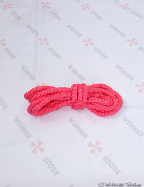 розовая гимнастическая скакалка