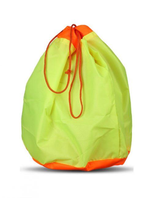 желтый чехол для мяча гимнастического