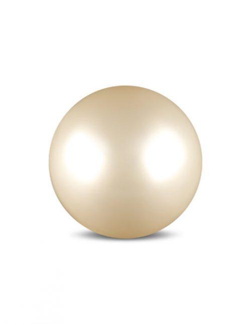 Мяч для гимнастики молочный