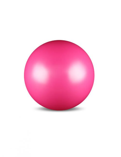 мяч для гимнастики розовый