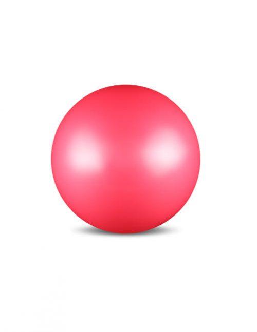 мяч для гимнастики коралловый