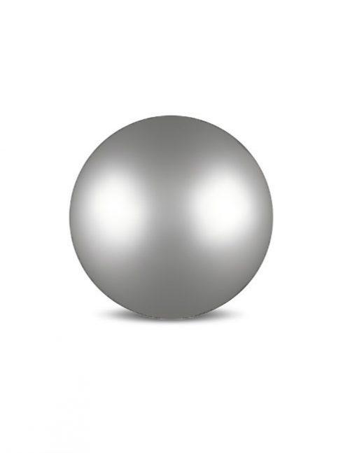 мяч гимнастический металлик