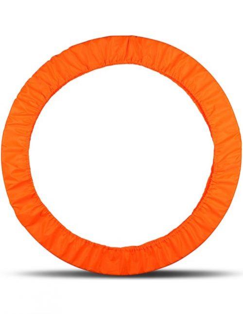 оранжевый чехол для обруча