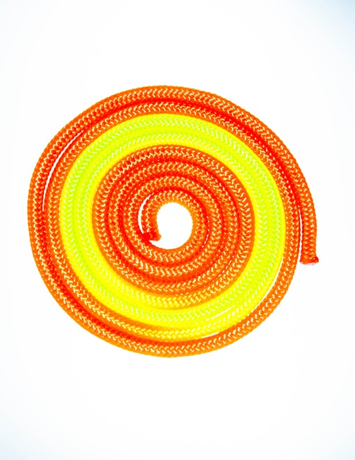 Скакалка двухцветная