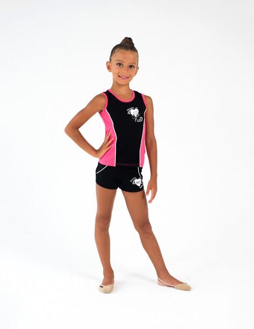 Майка гимнастическая Pirouette