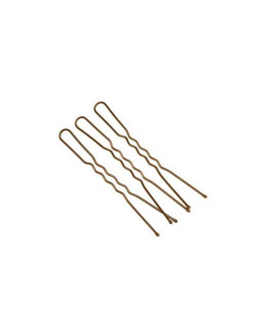 Шпильки для волос золотые