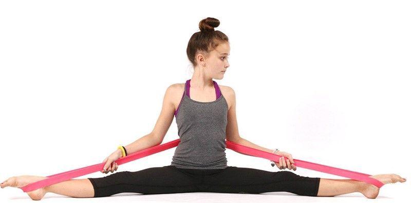 Резина для растяжки – основа спортивных достижений