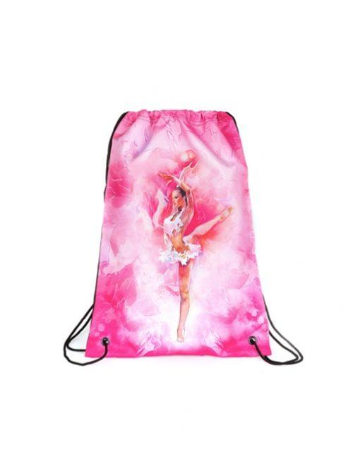 Рюкзак-мешок для художественной гимнастикик