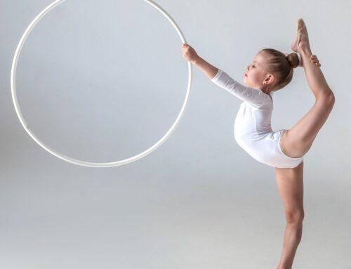 Обруч для художественной гимнастики