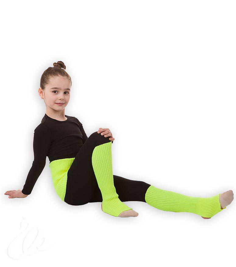 Особенности разогревочной одежды для художественной гимнастики
