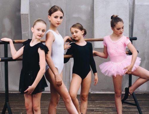 Выбор одежды для балета: на что обратить внимание?
