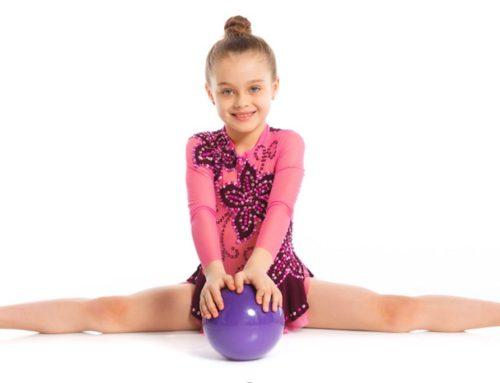 Прически для выступлений по художественной гимнастике