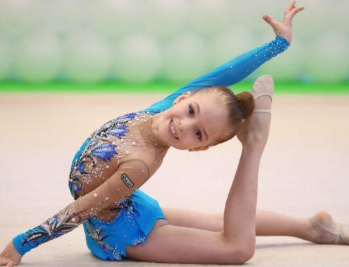 Чем полезна художественная гимнастика